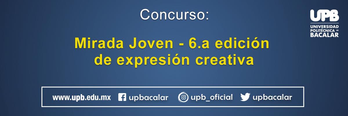 Mirada Joven - 6.a edición de expresión creativa.png